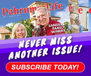 Subscribe to Pahrump Life Magazine